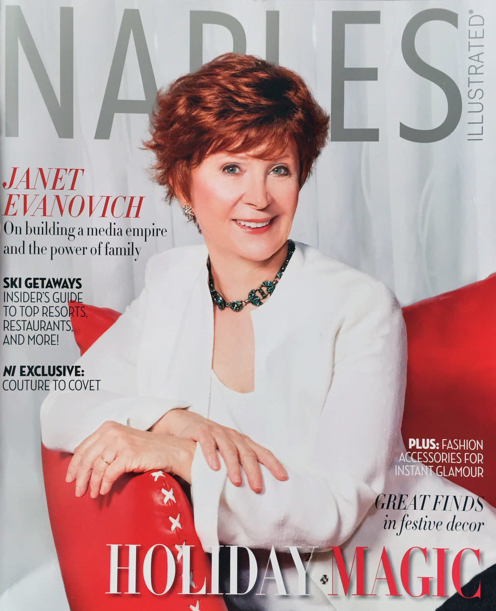 NAPLES_ILLUSTRATED_DECEMBER_ISSUE_2014_JANETT_EVANOVICH_COVER_PHOTOGRAPHED_BY_VANESSA_ROGERS