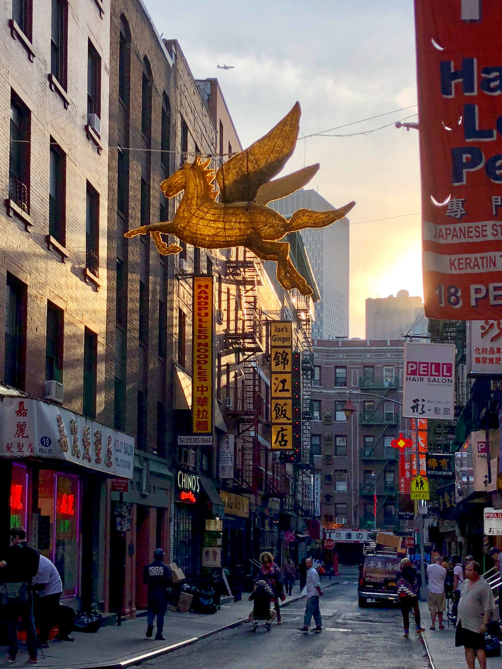 Chinatown, Lower Manhattan, New York 2018