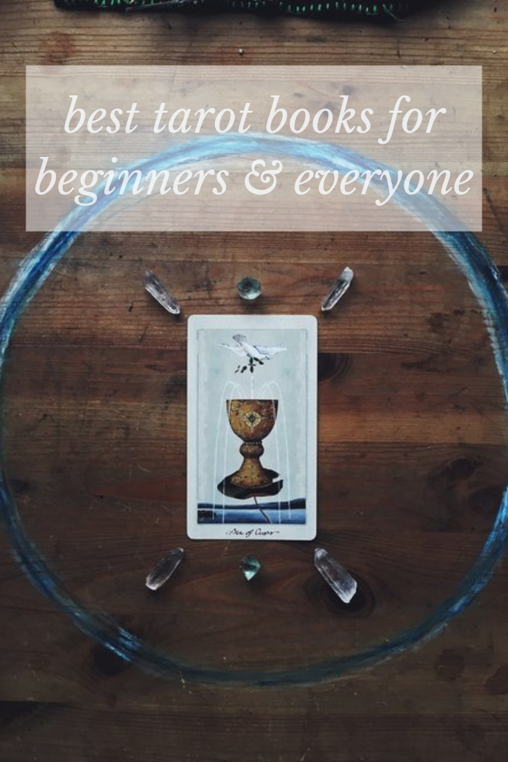 best tarot books for beginners and everyone