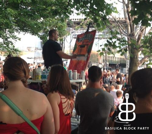 Minneapolis Painters: Artist & Live Painter