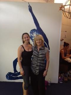 Valerie and Mari Windsor Summer 2013