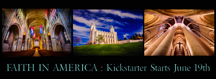 Be a part of the kickstarter project ... starting Wednesday June 19th