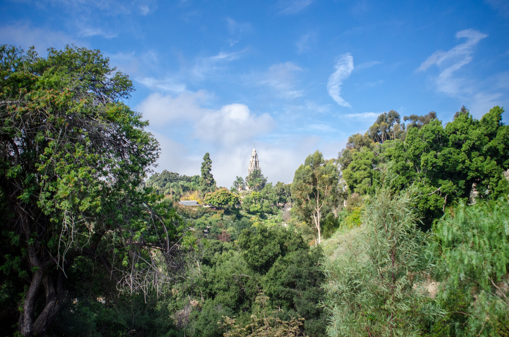 Balboa Park. San Diego, CA, 2013