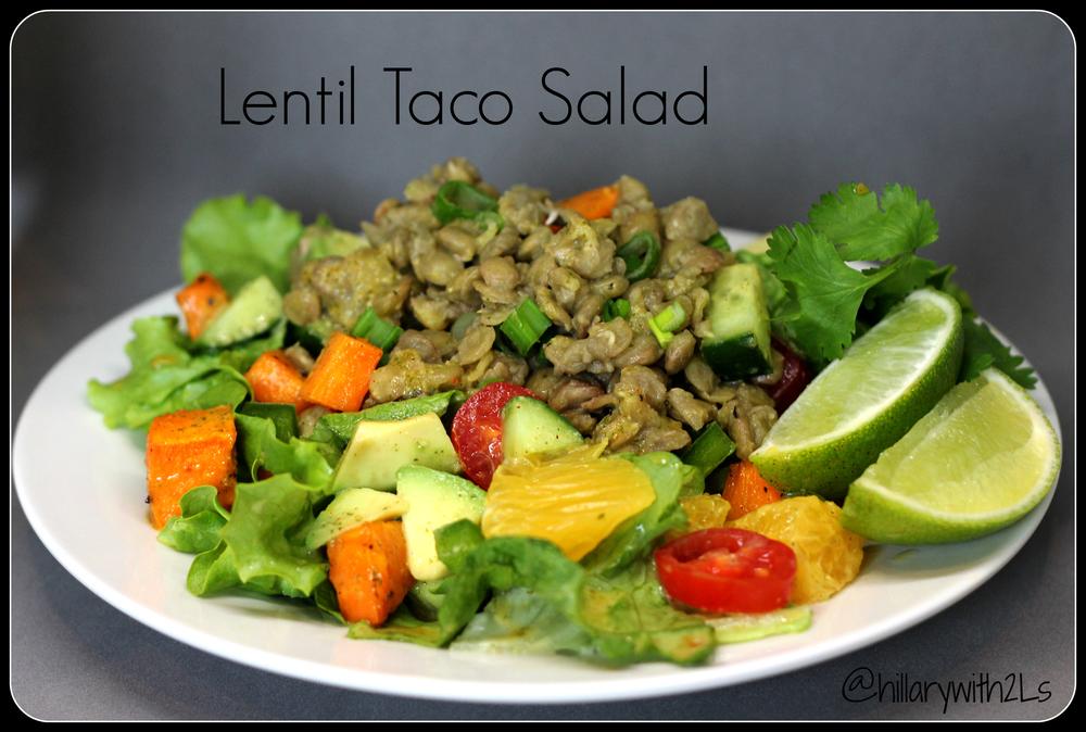 lentil_taco_salad_hillarywith2Ls