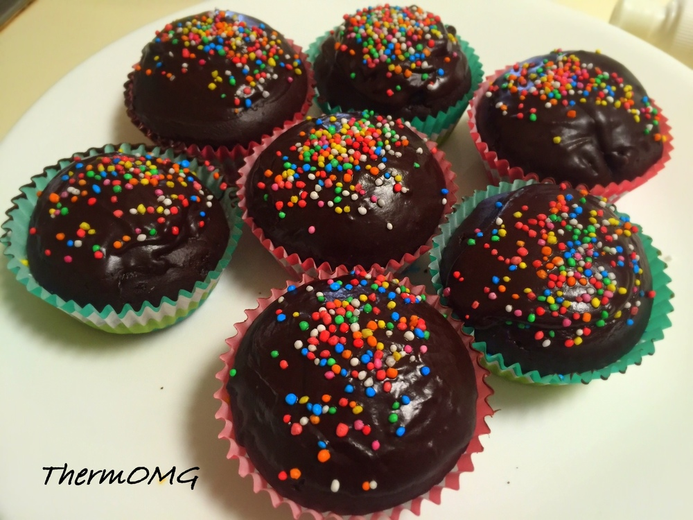Vegan Mud Cakes