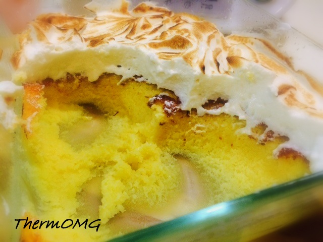 Lemon Delicious Meringue