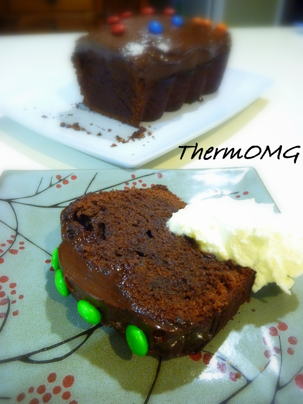 Triple Choc Mud Cake