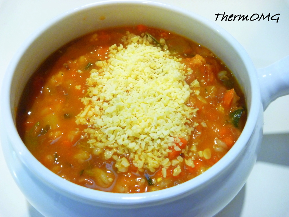 Minestrone and Barley