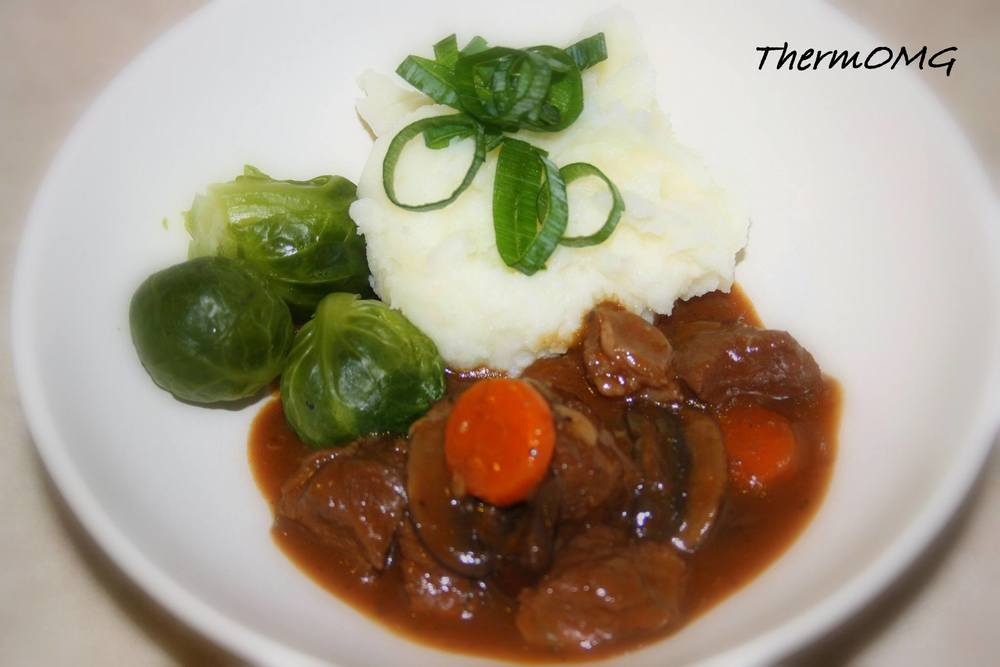 Peppered Beef Stew