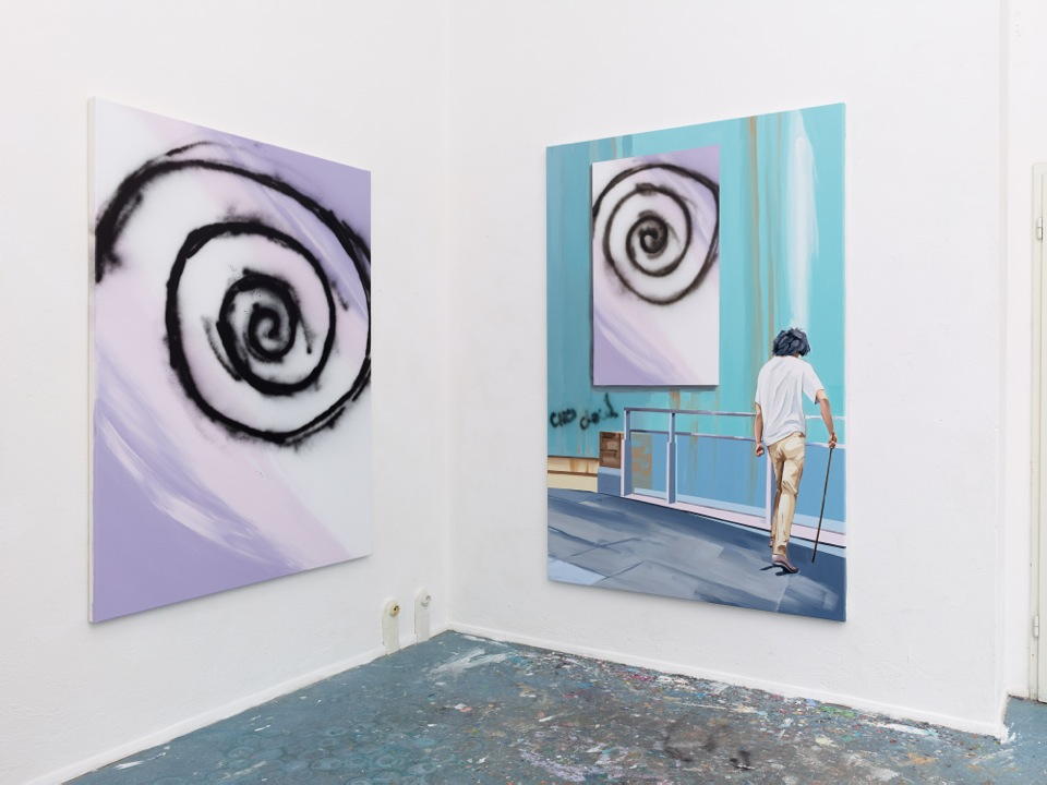 Studio Installation View of Your Life Twice