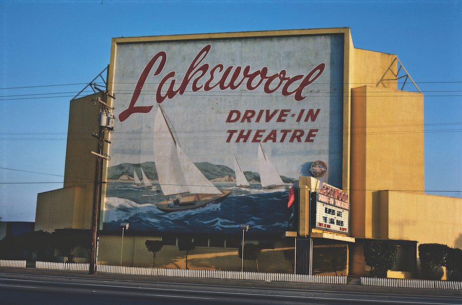 Lakewood Drive-In Theater