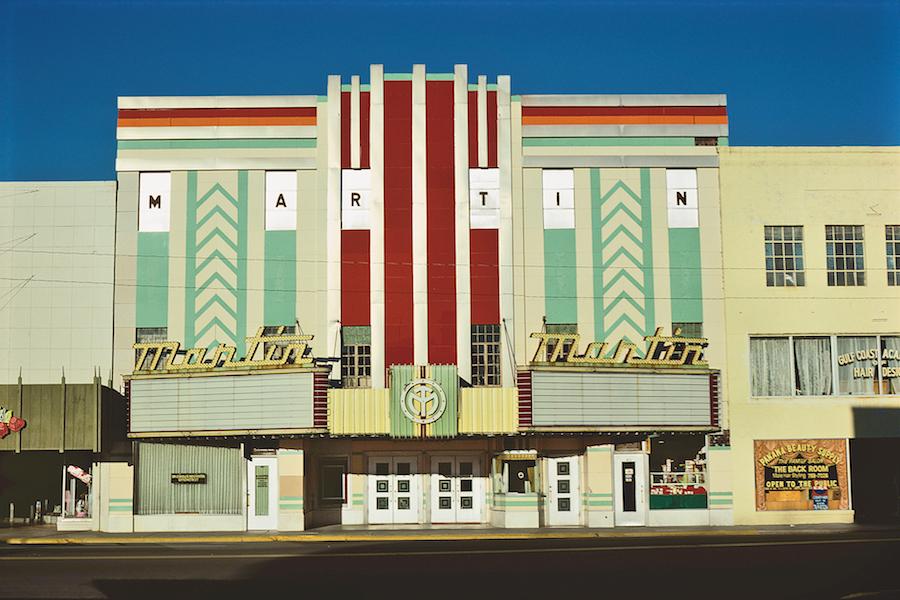 John Margolies, Martin Theater.jpg