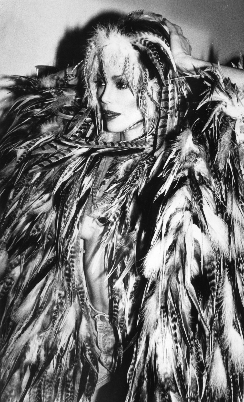 Rose Hartman - Feathered coat.jpeg