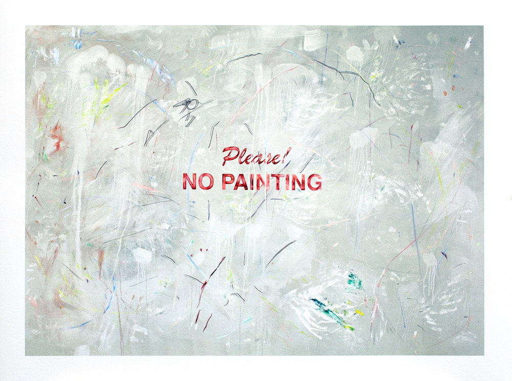 PLEASE! NO PAINTING