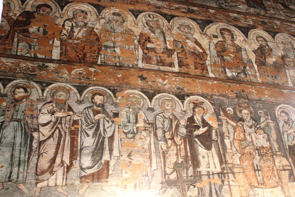 Icon Painting Romania