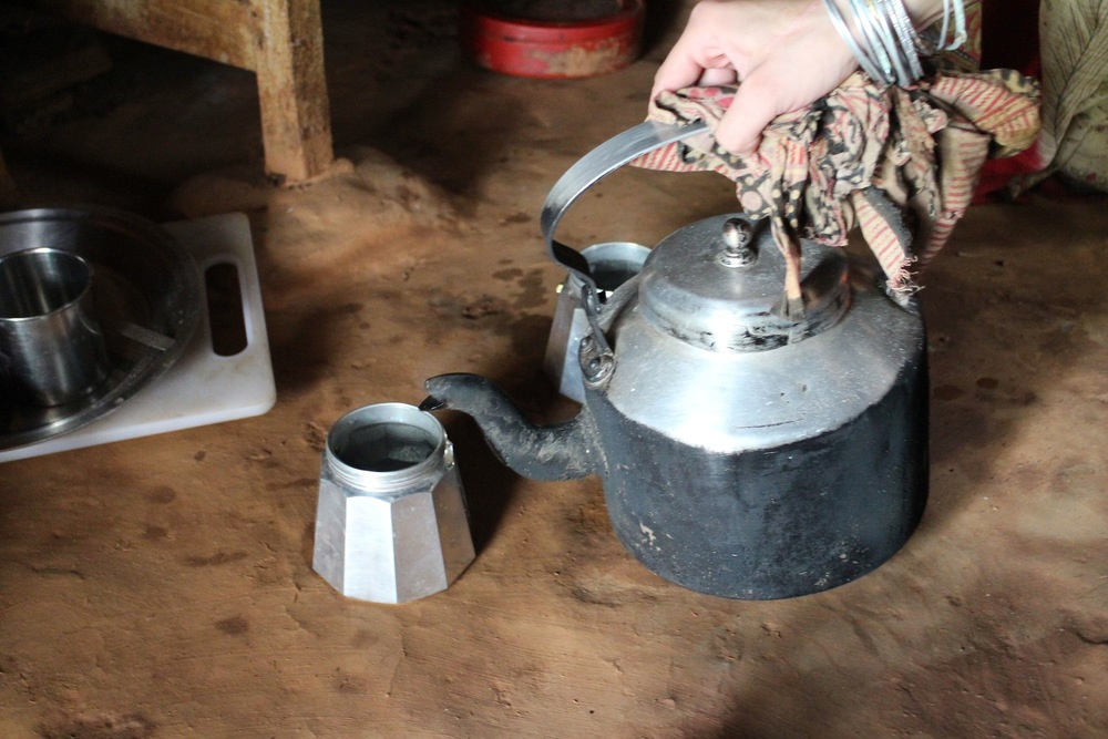 Organic Coffee Bengas Pokhara