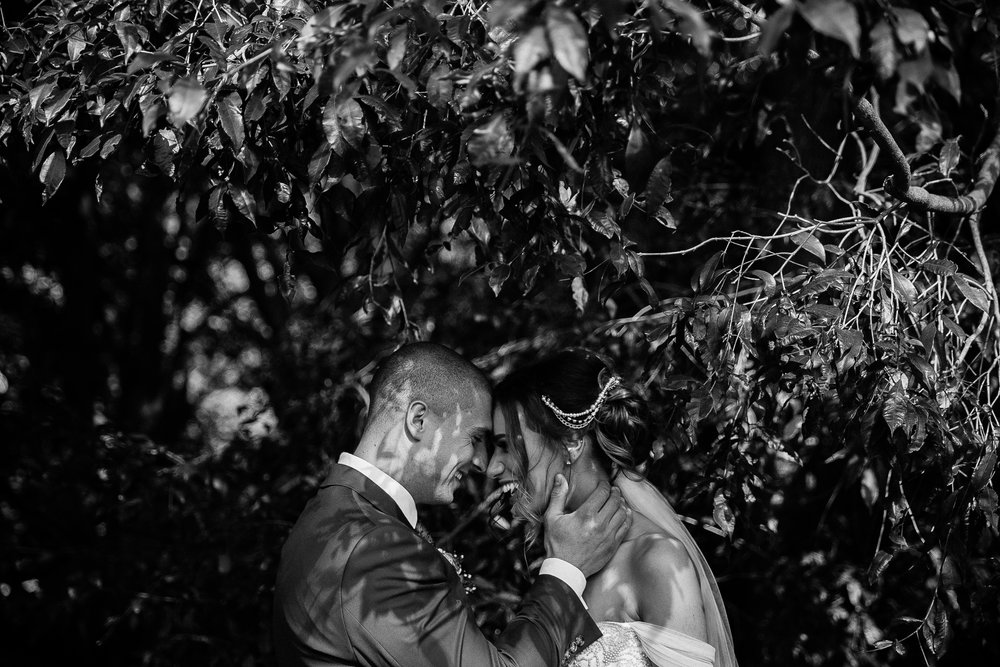 Jenni and Michael - Natural light, candid wedding photographer in Adelaide - www.katherineschultzphotography.com