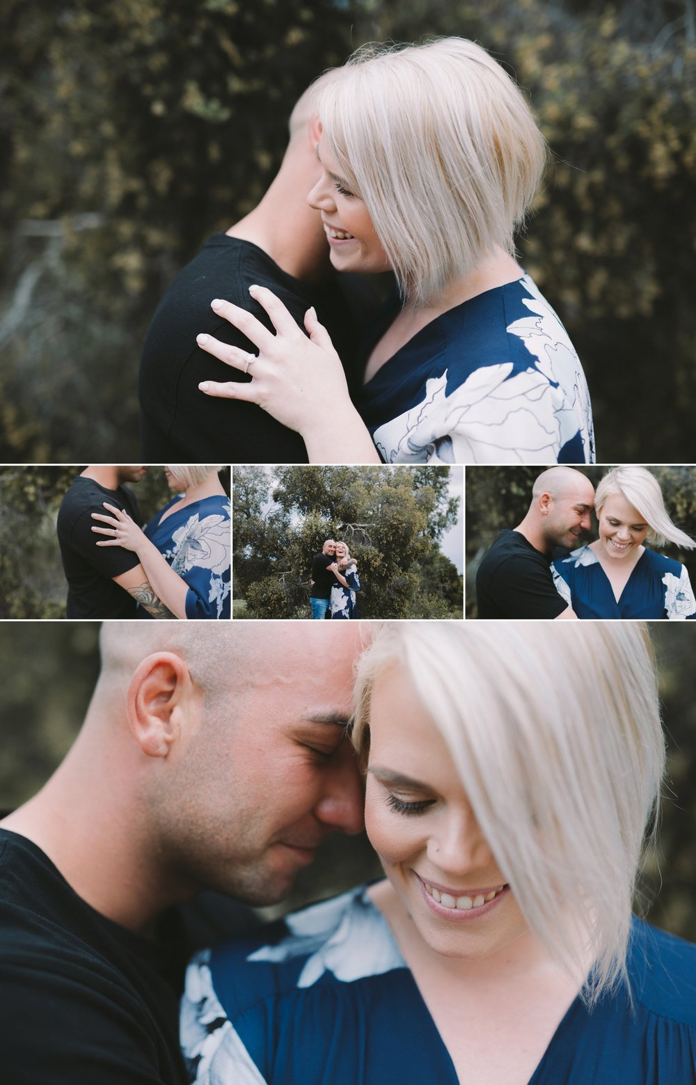Georgia and Chris - Natural engagement photographer in Adelaide - www.katherineschultzphotography.com 2