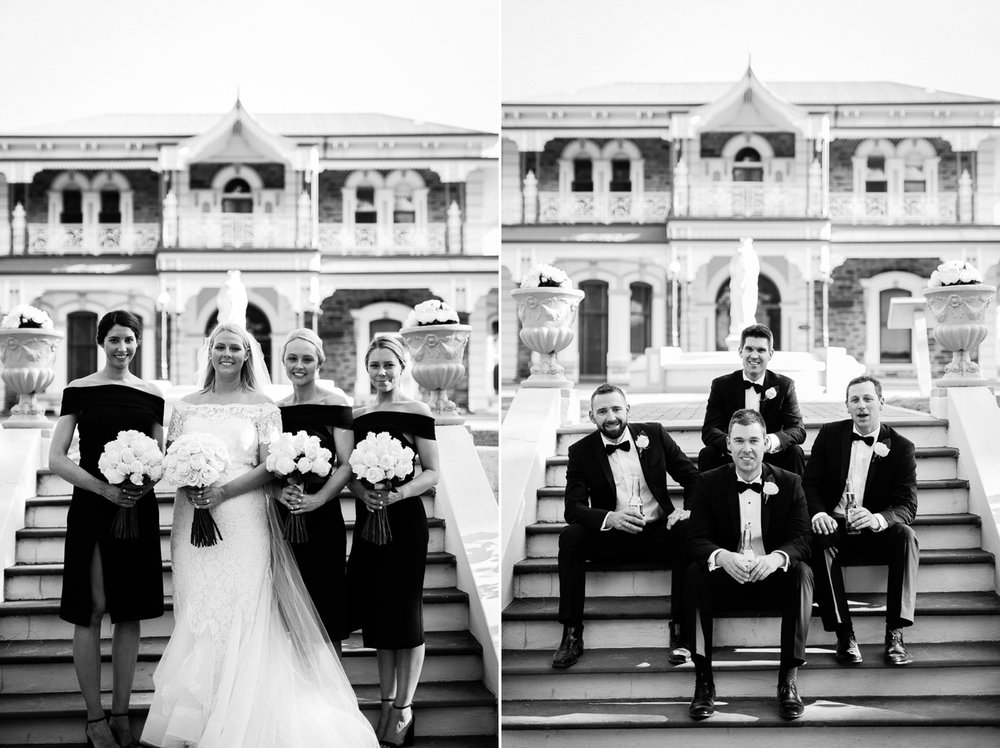 Amelia & Pat - Natural wedding photographer in Adelaide - Modern and simple wedding photography - www.katherineschultzphotography.com