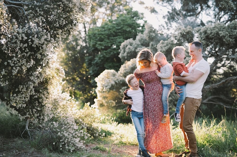 The Kammer Family - Natural Family Photographer in Adelaide - www.katherineschultzphotography.com