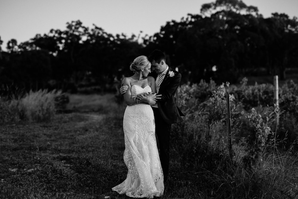 Lauren & Max - Marybank Estate Wedding - Natural wedding photographer in Adelaide - www.katherineschultzphotography.com 112
