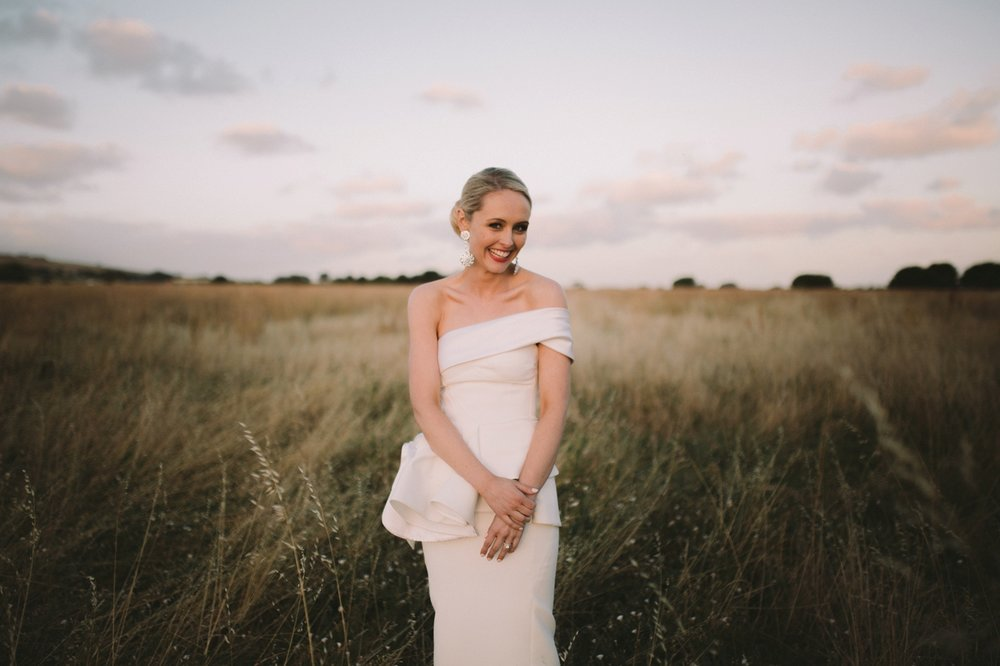Bec & Brad - Waverley Estate Wedding - Natural wedding photographer in Adelaide - www.katherineschultzphotography.com