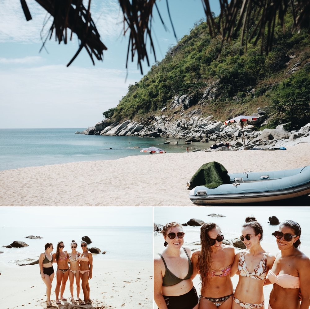 Thailand travel blog post - Phuket holiday - Fitness33 health and wellness retreat with Michelle Petrillo - Katherine Schultz - www.katherineschultzphotography.com