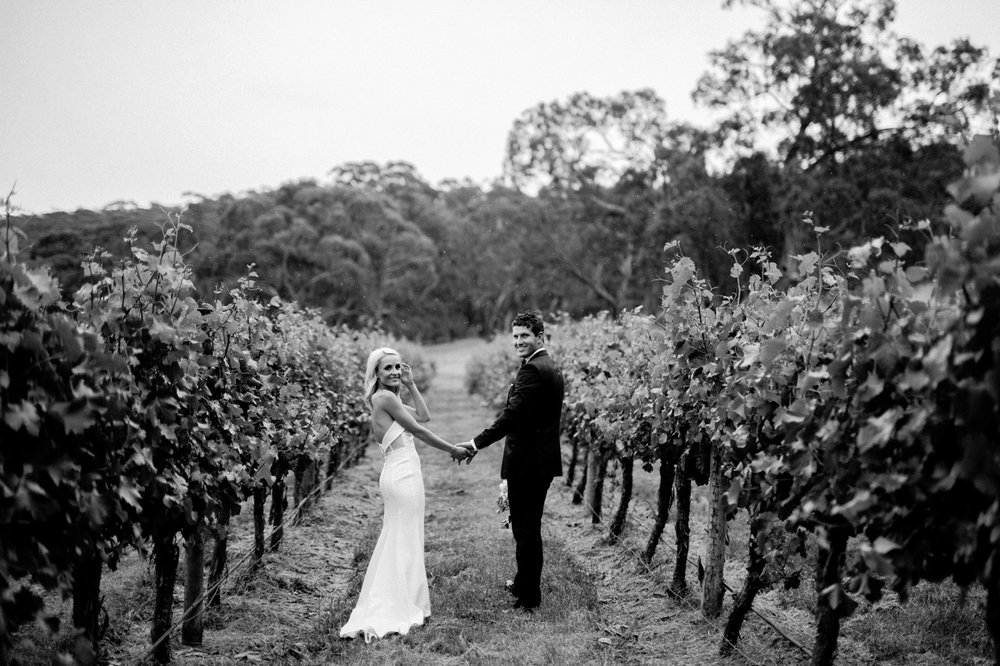 Rebecca & Daniel - Adelaide Hills Private Property Wedding Photographer - Fine Art Wedding Photographer Australia - Katherine Schultz - www.katherineschultzphotography.com