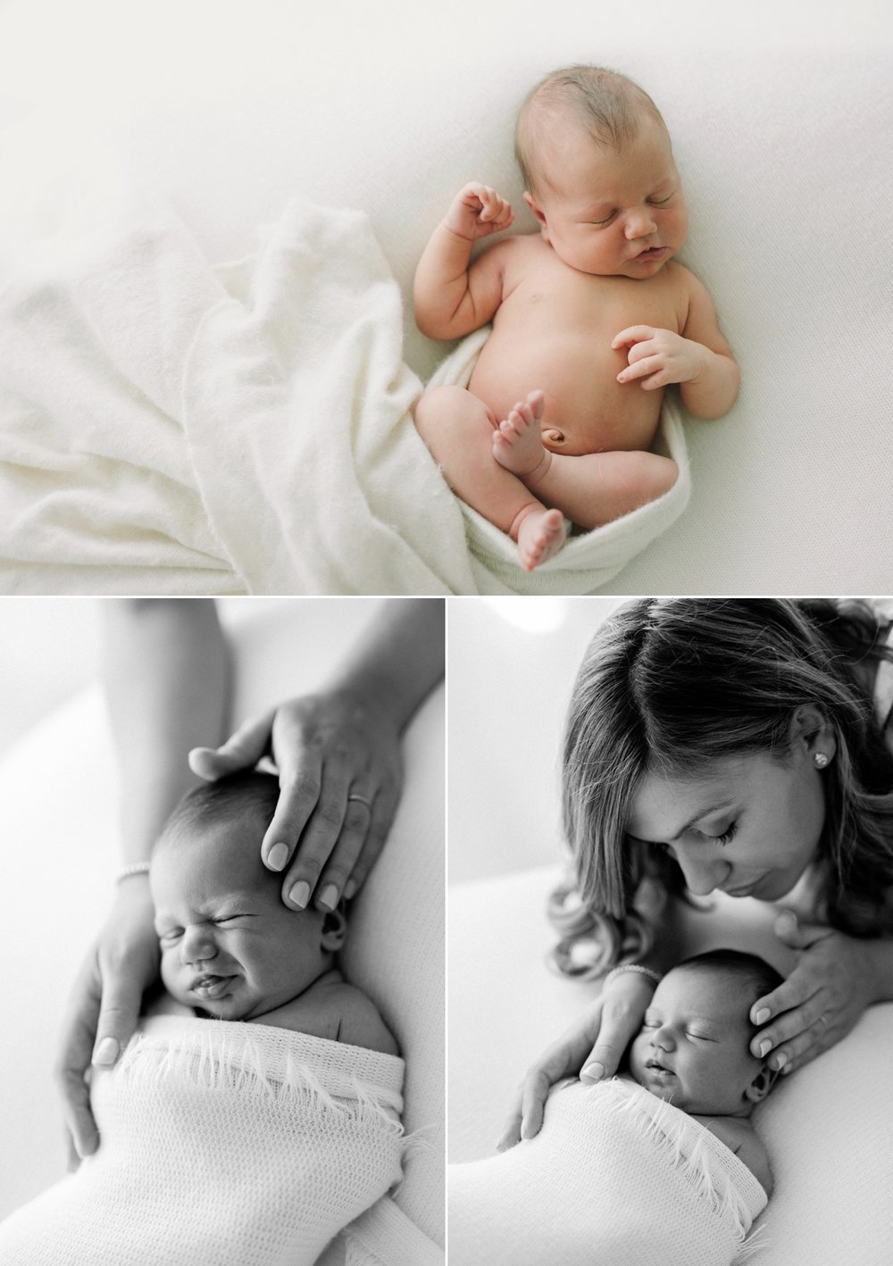 Baby Vivienne - Natural Newborn Photography in Adelaide - Simple, Modern and Beautiful Newborn Photographer - Katherine Schultz - www.katherineschultzphotography.com_0028.jpg