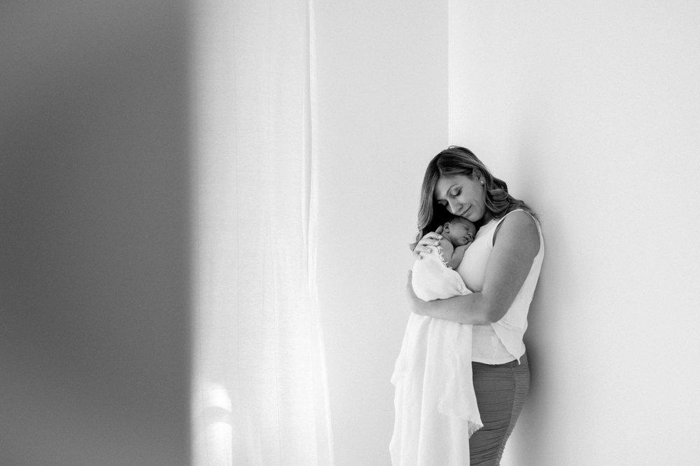 Baby Vivienne - Natural Newborn Photography in Adelaide - Simple, Modern and Beautiful Newborn Photographer - Katherine Schultz - www.katherineschultzphotography.com_0033.jpg
