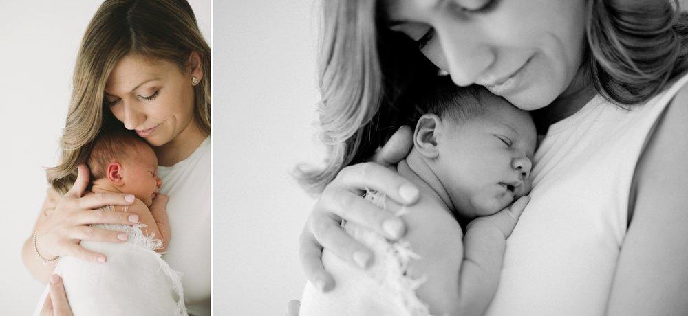 Baby Vivienne - Natural Newborn Photography in Adelaide - Simple, Modern and Beautiful Newborn Photographer - Katherine Schultz - www.katherineschultzphotography.com_0035.jpg