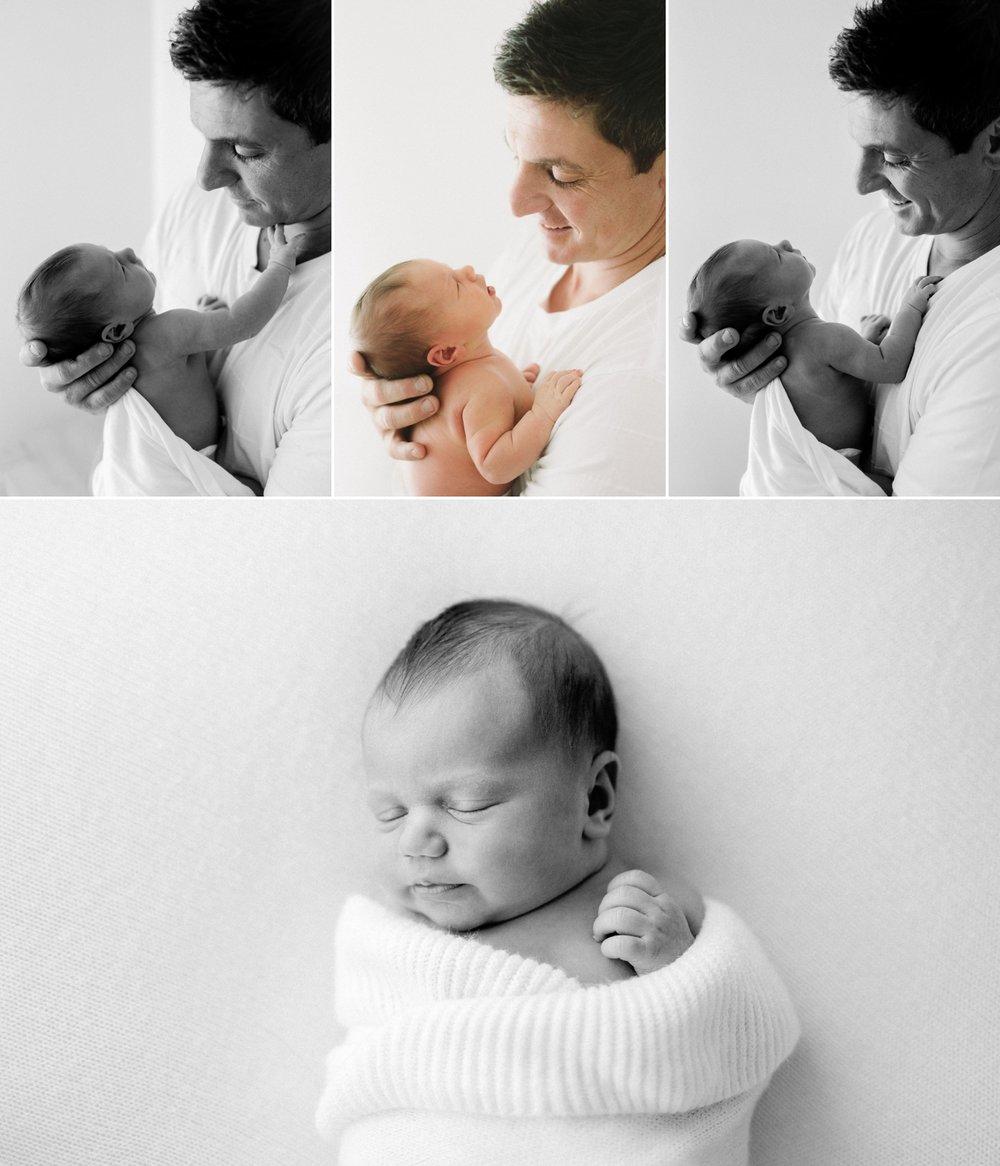 Baby Vivienne - Natural Newborn Photography in Adelaide - Simple, Modern and Beautiful Newborn Photographer - Katherine Schultz - www.katherineschultzphotography.com_0024.jpg
