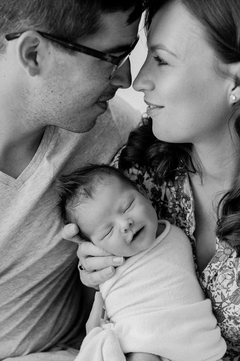 Baby Francis - Natural Newborn Photographer in Adelaide - Simple, modern & beautiful newborn photography - Katherine Schultz - www.katherineschultzphotography.com_0009.jpg