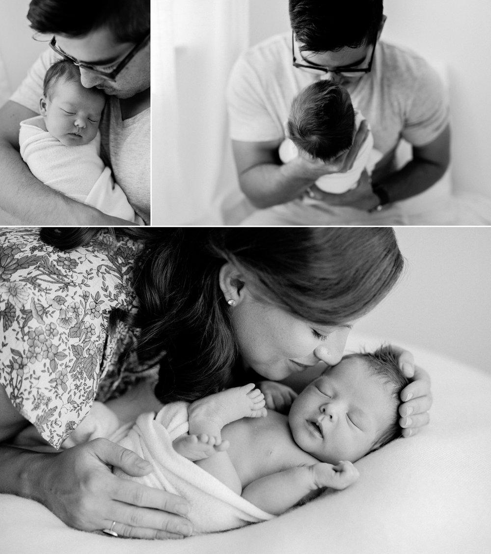 Baby Francis - Natural Newborn Photographer in Adelaide - Simple, modern & beautiful newborn photography - Katherine Schultz - www.katherineschultzphotography.com_0011.jpg