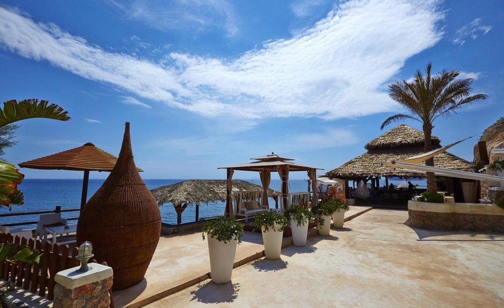 Beach - Ceremonies. Receptions.