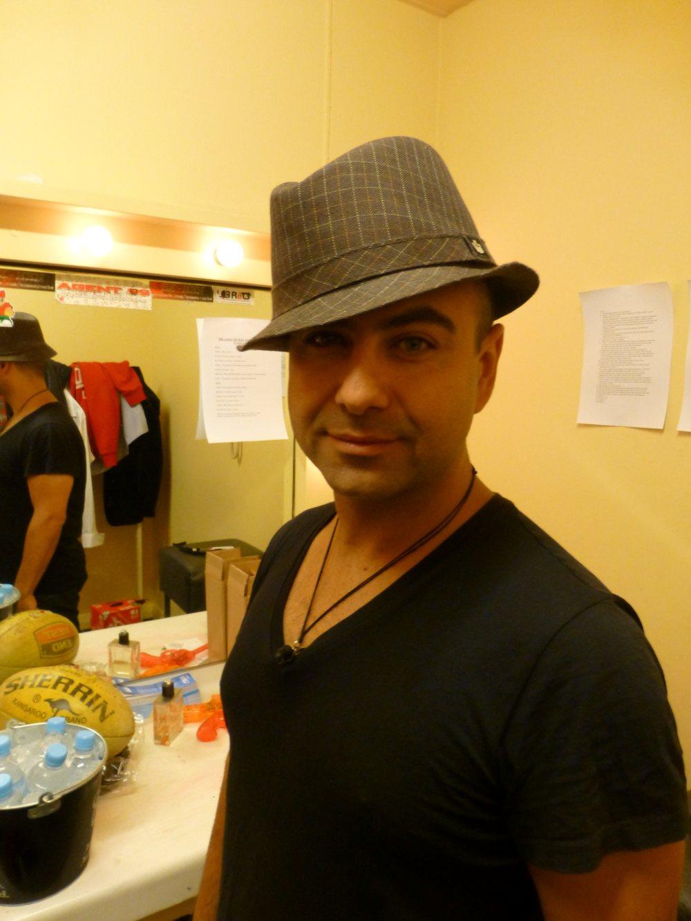 Backstage, Adelaide, Australia