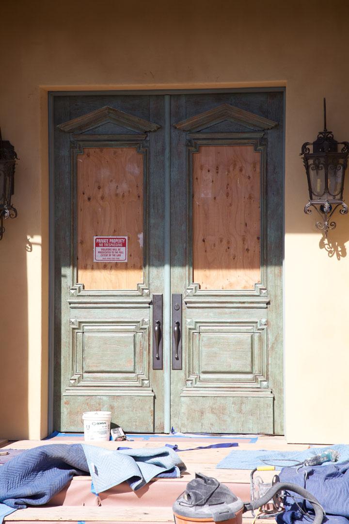 Victorian Entry Doors