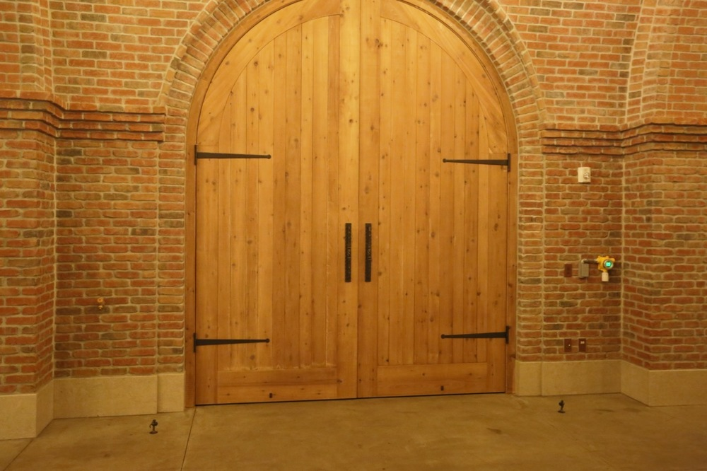 Rustic Cedar Doors