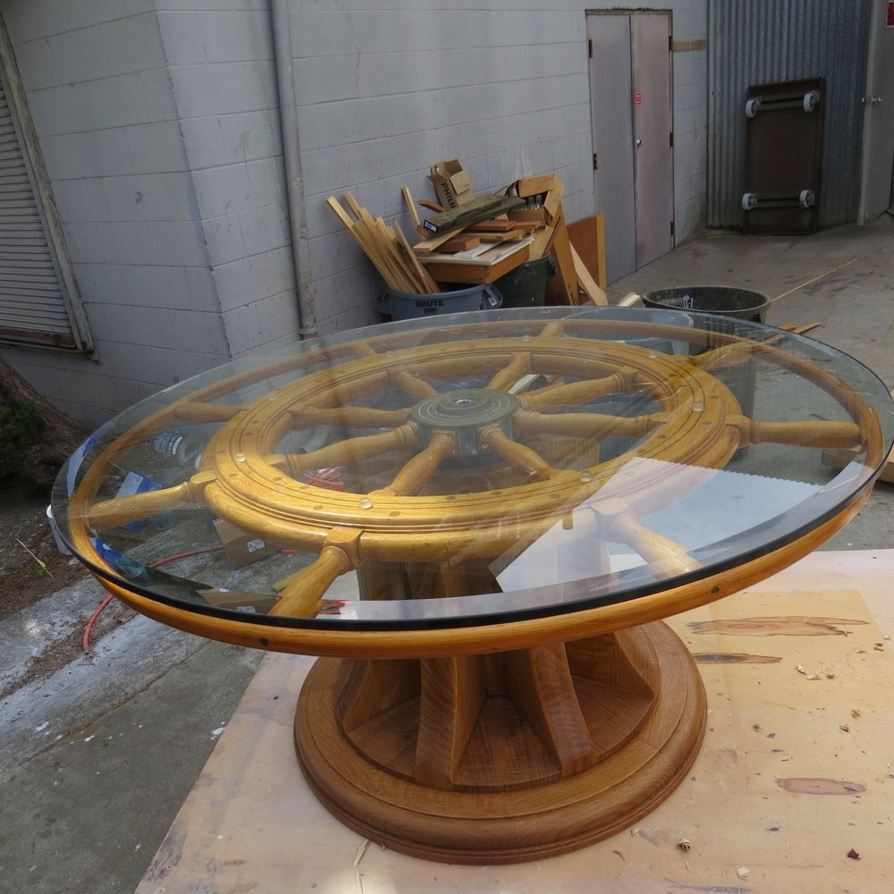 Nautical Table