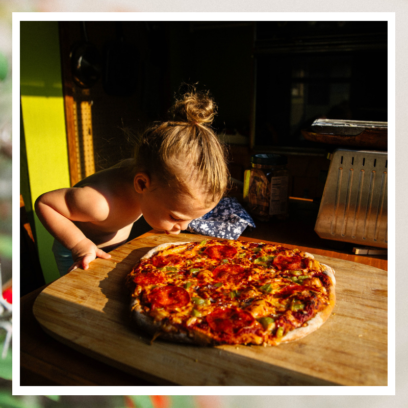 COOKING WITH ADA - Adventures from a picky eater to a tiny foodie.