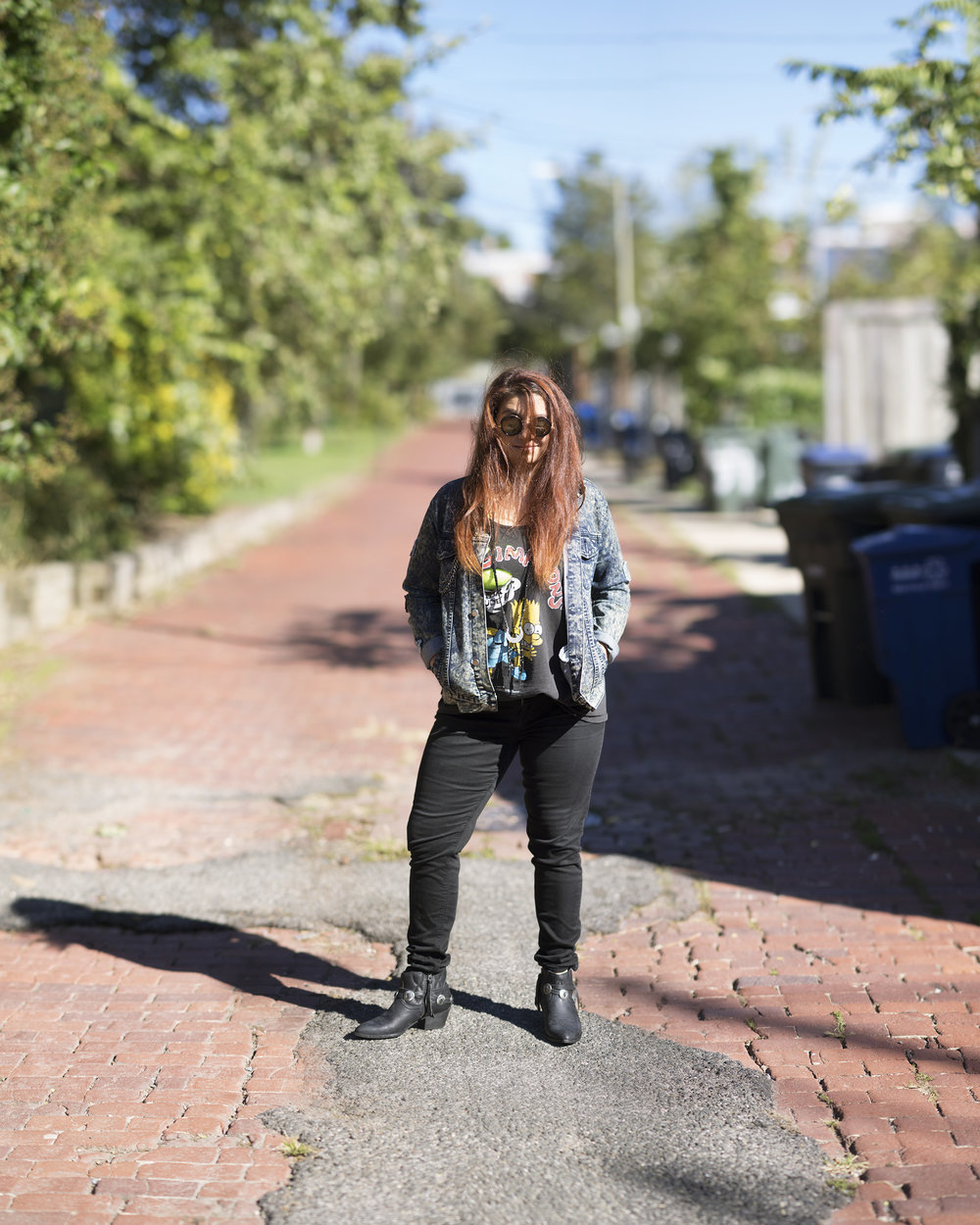 D.J. Lisa Frank  Shot for D.C. Music Download
