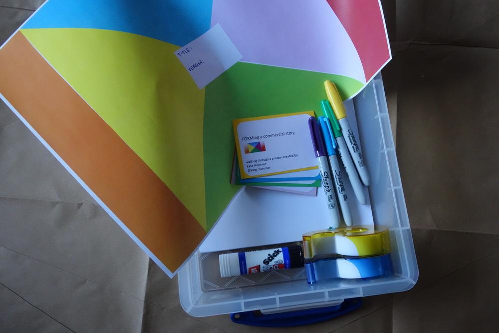 StoryFORMing box