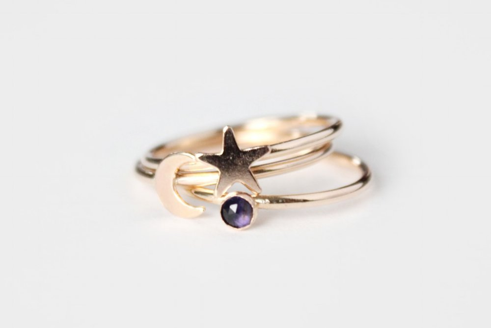 Stacking Rings by Junghwa