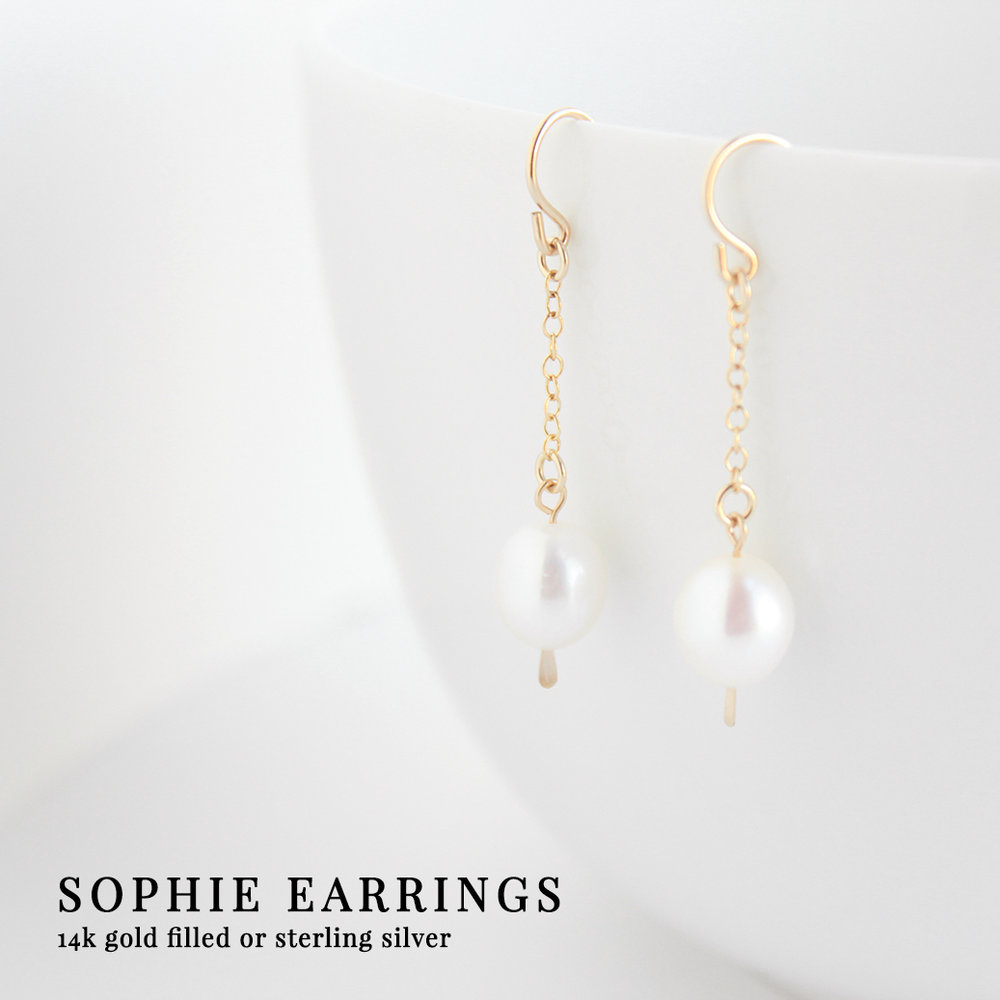Junghwa Sophie Earrings