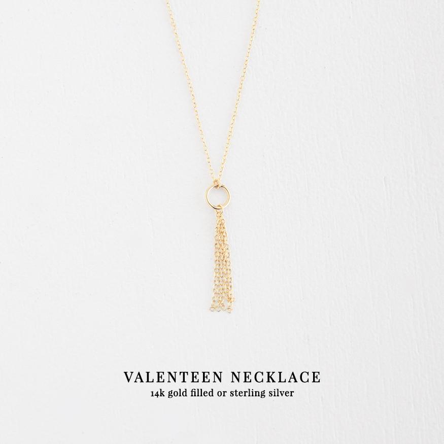 Junghwa Valenteen Necklace