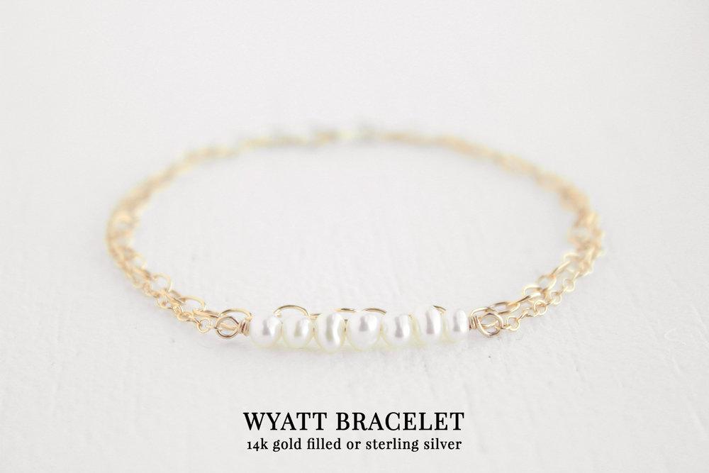 Junghwa Wyatt Bracelet