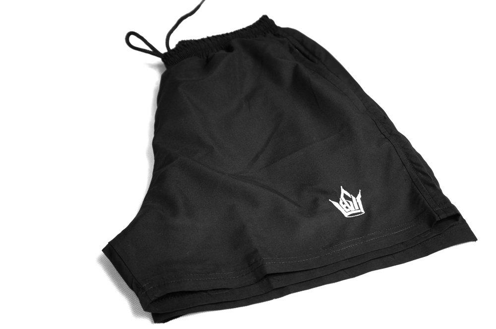 Black Legit Shorties