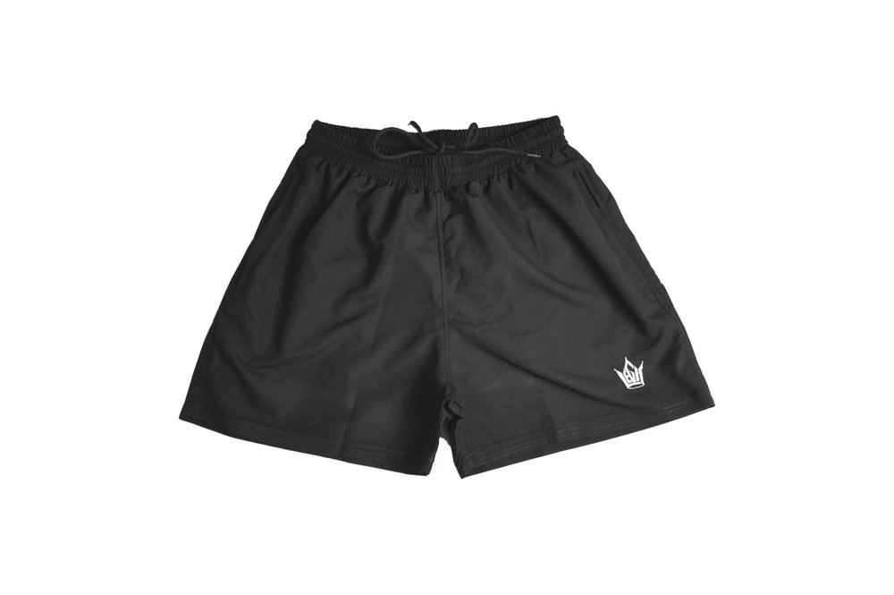 Black Legit Shorties