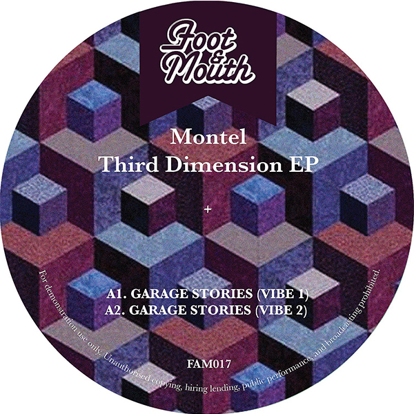 Montel - Third Dimension [FAM017]