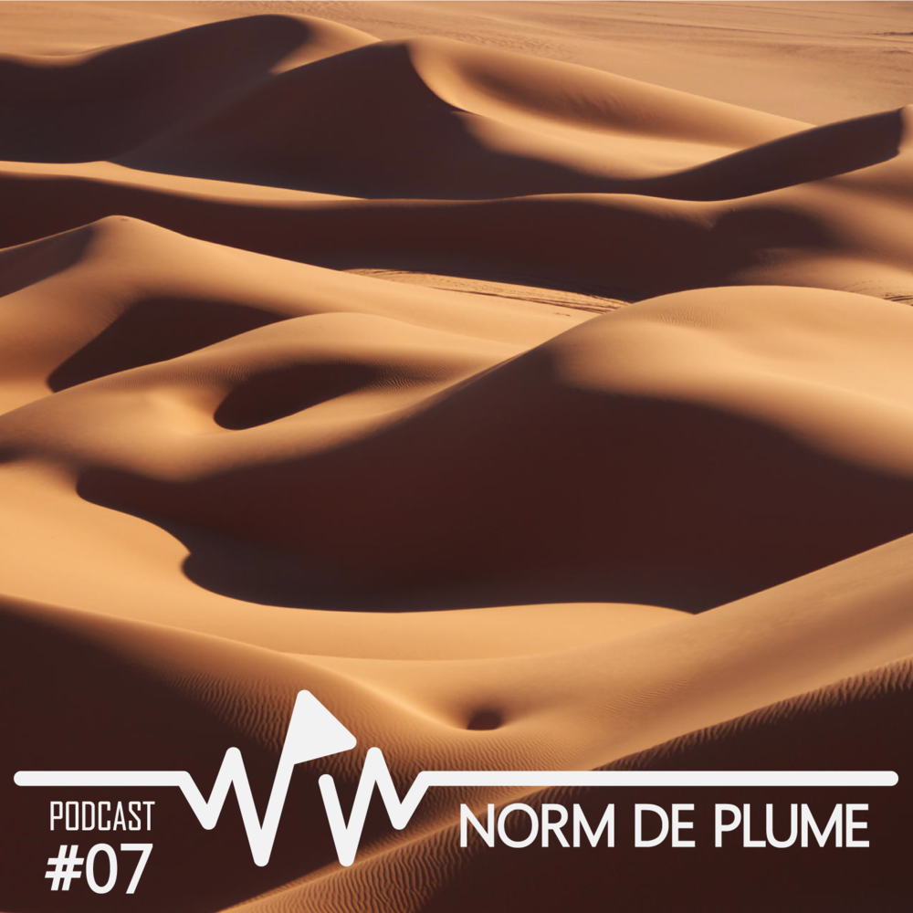 Norm De Plume - We Play Wax Podcast #07.png